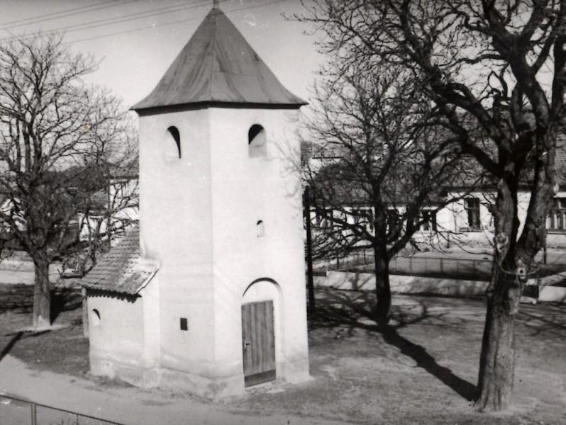 Kaple v Rapoticích. Foto: archiv rodiny Liškovy